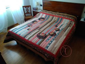 Tutorial Jelly Roll quilt